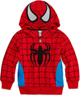 Spiderman Novelty T-Shirts Hoodie - Toddler Boys 2t-5t
