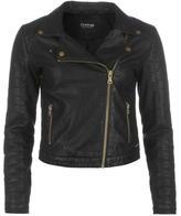 Firetrap Blackseal Kate Biker Jacket