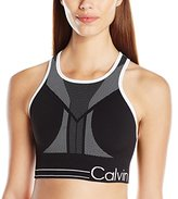 Calvin Klein Women's Reversible Longline Bra