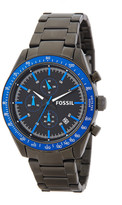 Fossil Men&s Stainless Steel Chrono Watch