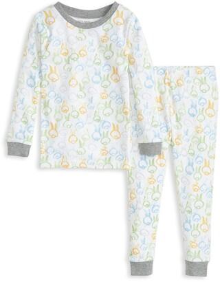 Burt's Bees Cotton Tails Organic Baby Snug Fit Easter Pajamas
