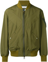 Facetasm X MA-1 bomber jacket - men - Cotton/Nylon - 3