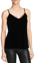 Three Dots Velvet Cami