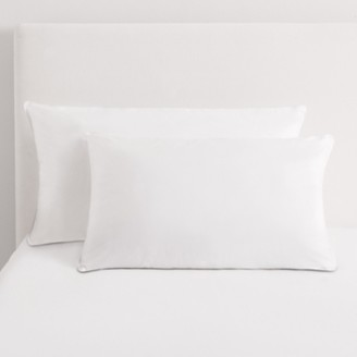 The White Company Canadian Goose Down Pillow - Medium Support, No Colour, Super King