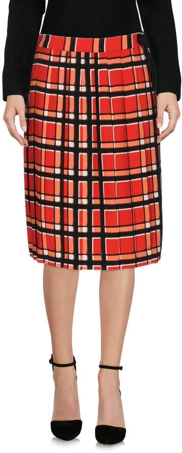 Marc by Marc Jacobs Knee length skirts - Item 35326007SI