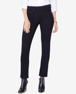 NYDJ Sheri Tummy Control Slim Straight-Leg Jeans
