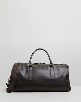 Staple Superior - Brown Weekender - Harvey Weekender - Size One Size at The Iconic