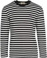 Kitsune Maison Long-sleeve Stripe T-shirt
