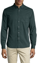 Life After Denim Men's Cotton Greenlight Slim Fit Sportshirt