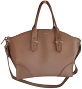 Alexander McQueen Legend Grey Leather Handbags