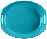 Dansk CLOSEOUT! Dinnerware, Classic Fjord Sky Blue Platter