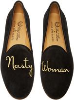 Del Toro M'O Exclusive: Nasty Woman Slipper