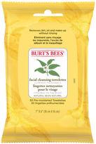 Burt's Bees White Tea Facial Wipe