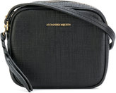 Alexander McQueen zipped crossbody bag - women - Calf Leather - One Size