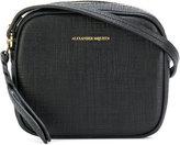 Alexander McQueen zipped crossbody bag