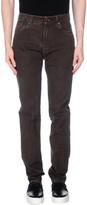 Harmont & Blaine Denim pants - Item 42605996