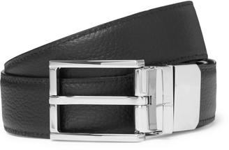Dunhill 3cm Reversible Leather Belt
