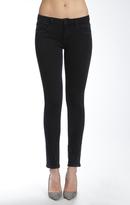 Mavi Jeans Adriana Im Super Skinny In Midnight Move