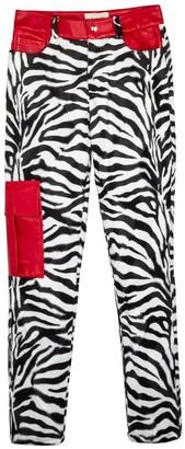 LIRA Paloma Zebra Pants