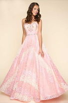 Mac Duggal Ball Gowns Style 11076H
