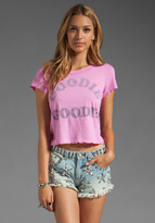 Rebel Yell Goodie Classic Crop Tee