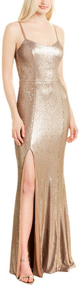 Dress the Population Ingrid Gown