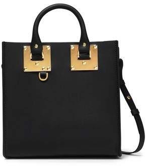 Sophie Hulme Albion Square Matte-leather Shoulder Bag