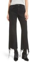 DL1961 Women's Hepburn High Waist Wide Leg Jeans