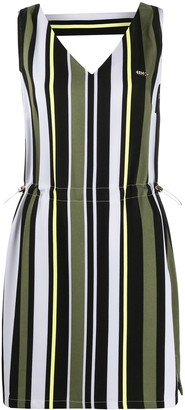 Liu Jo Striped Print Dress