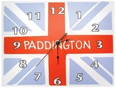 Trend Lab Paddington Bear Union Jack Decorative Clock