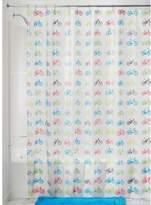 InterDesign Shower Curtain, 72 X 72-Inch, Bright
