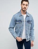 Calvin Klein Jeans Calvin Klein True Icon Trucker Jacket Vintage Light Wash