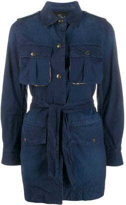 Mr & Mrs Italy flap pocket jacket