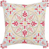 MARY JANES HOME MaryJane's Home Garden View Square Decorative Pillow