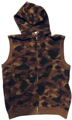 A Bathing Ape Brown Cotton Jackets