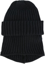 Stone Island ribbed beanie - men - Cotton/Polyester - One Size