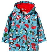 Hatley Raining Dogs Fleece Lined Raincoat