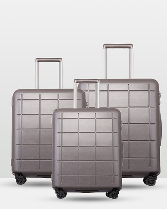 Echolac Japan Auckland Echolac 3 Piece Luggage Set