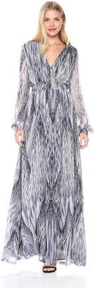 Just Cavalli Womens Deco Print Dress
