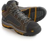 Caterpillar Convex Mid Work Boots - Steel Toe (For Men)