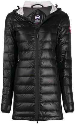 Canada Goose Hybridge quilted coat