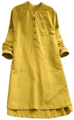 Deloito   Womens Dress Womens Shirt Dress