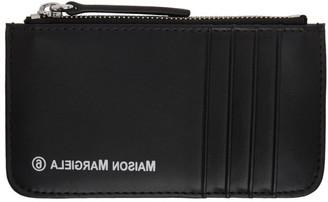 MM6 MAISON MARGIELA Black Small Card Holder