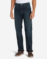 Eddie Bauer Men's Fleece-Lined Jeans - Straight Fit