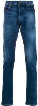 Diesel Tepphar-X mid-rise slim jeans