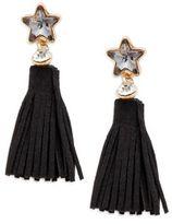 Cara Star Tassel Earrings