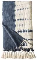 Tommy Hilfiger Island Indigo Throw Blanket