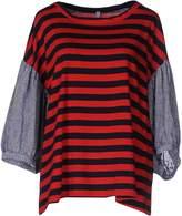 Aglini T-shirts - Item 37918442