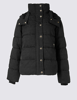 Per Una Padded & Quilted Jacket with StormwearTM