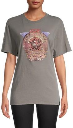 IRO Graphic Cotton T-Shirt